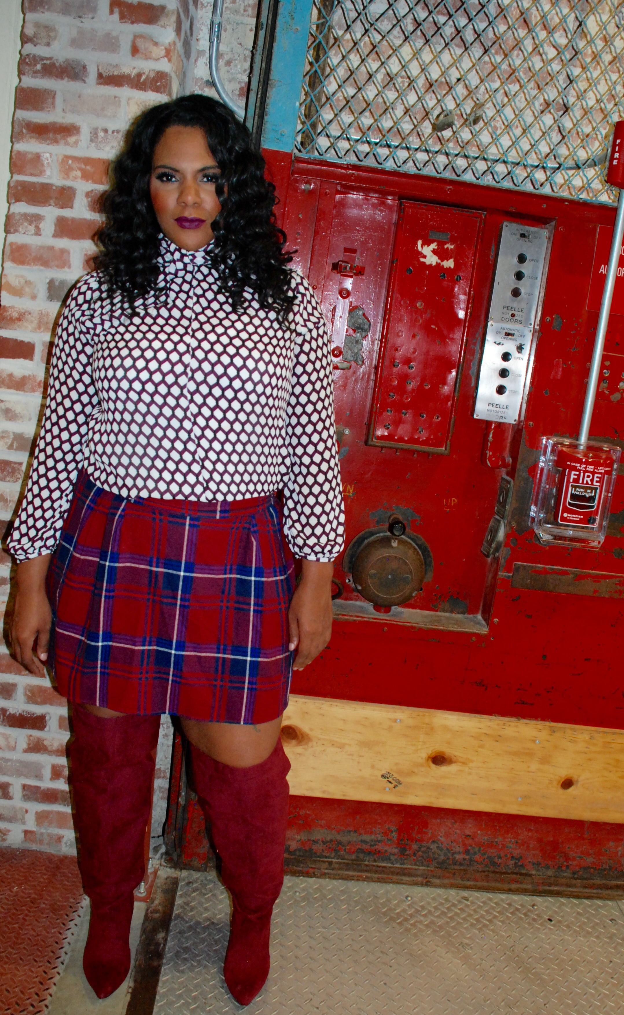 Pattern Pride:THICK THIGHS & THIGH HIGHS {BOOTS} graphic