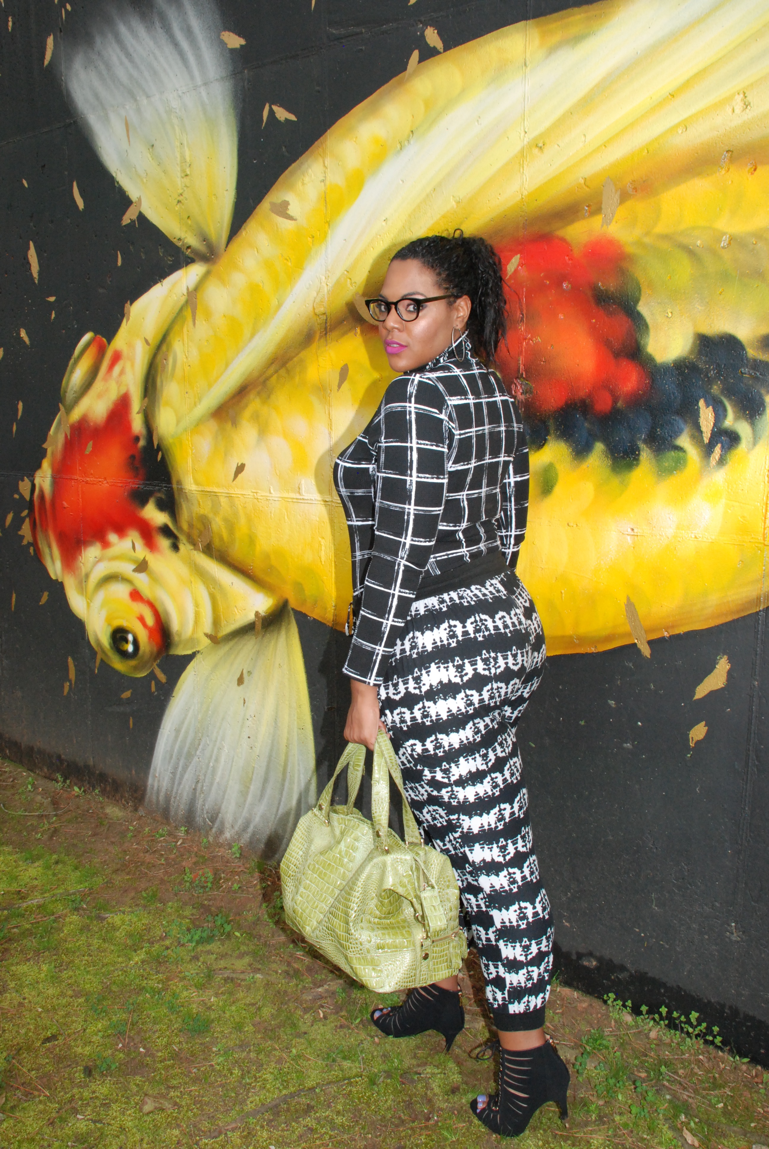 Gridlock: Her Style Plus graphic