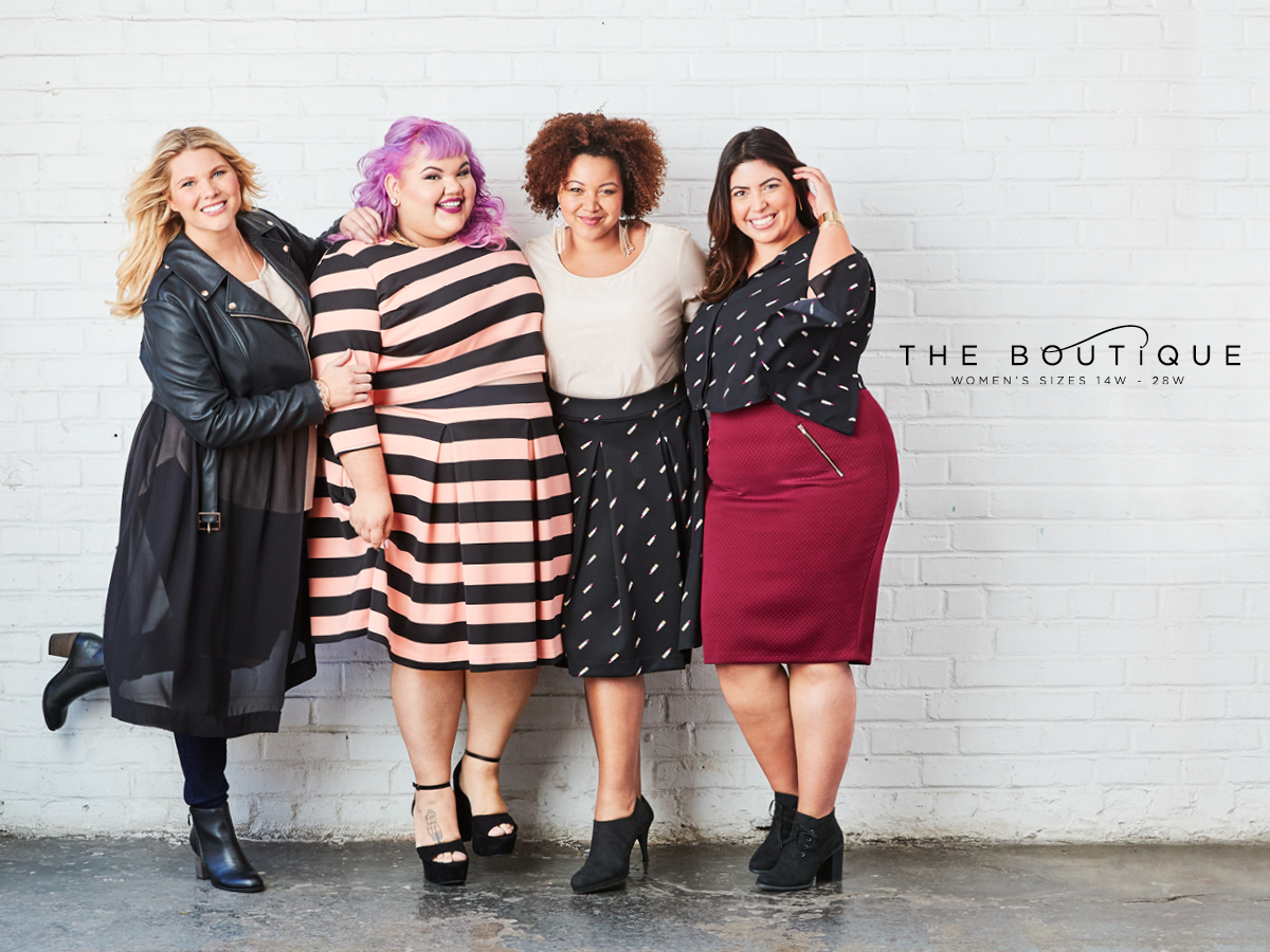 FIRST LOOK: JCPenney's Exclusive Ashley Nell Tipton Collection for Boutique+ graphic