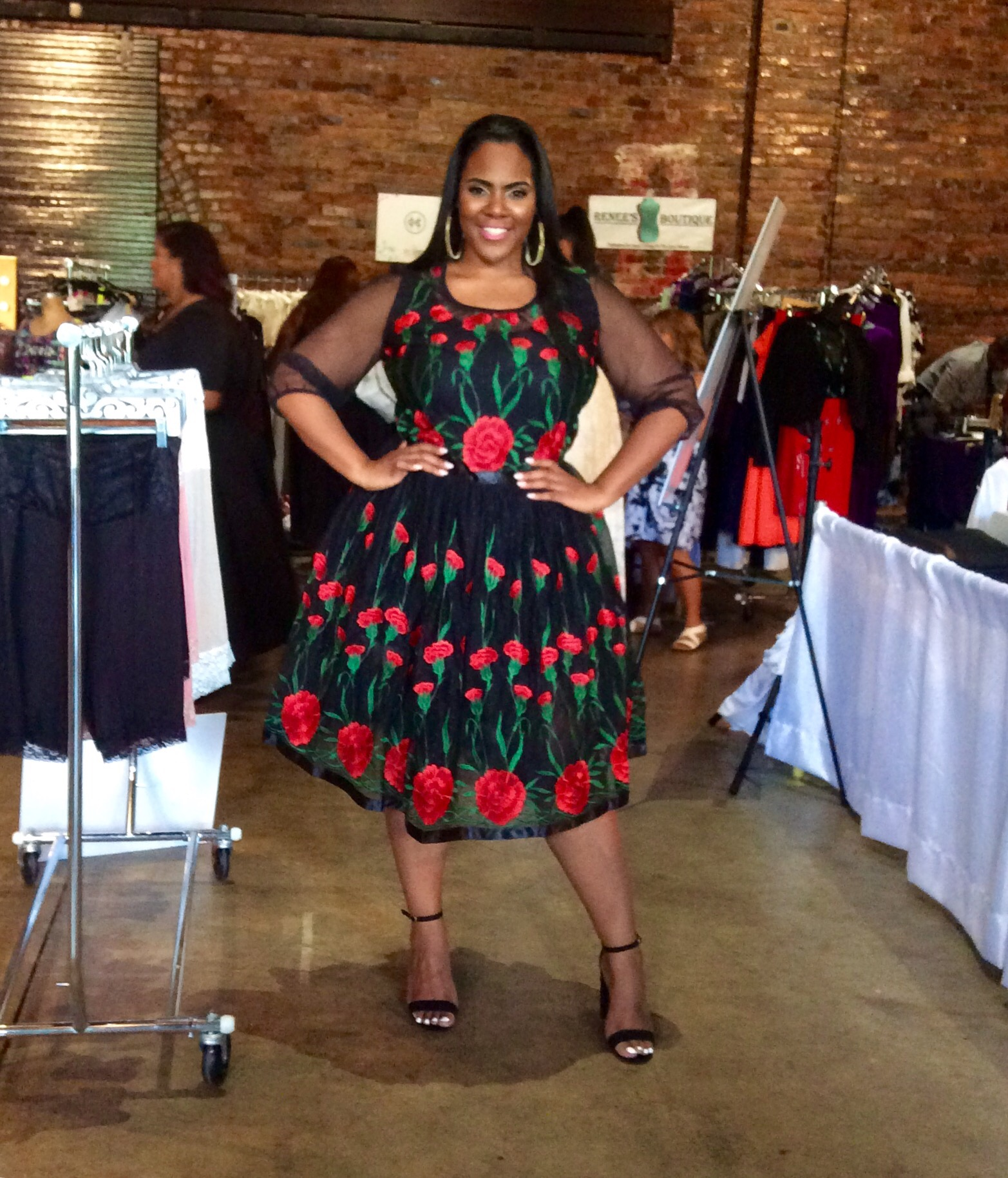 TCFSTYLE EXPO RECAP graphic