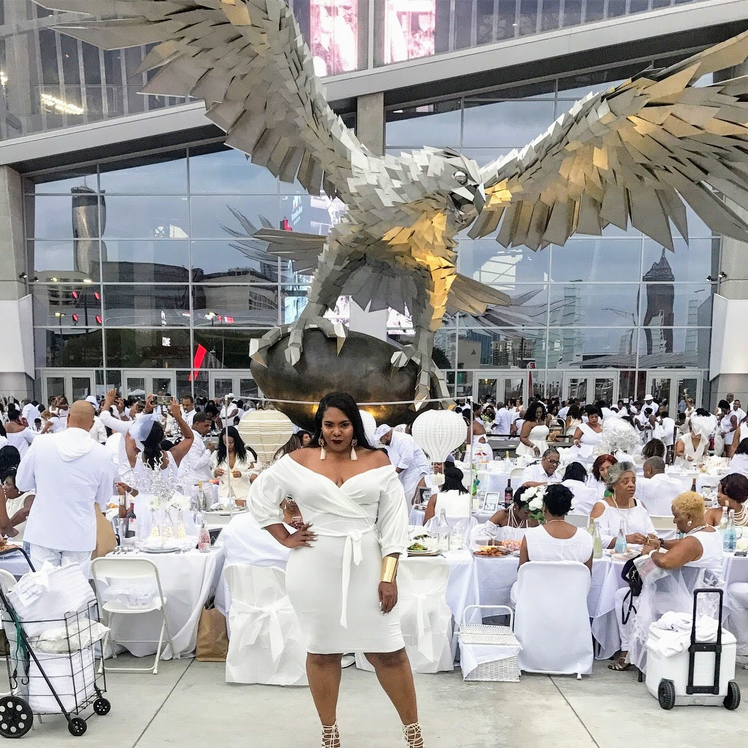 #SOHcialite: My Experience at Dîner en Blanc – Atlanta graphic